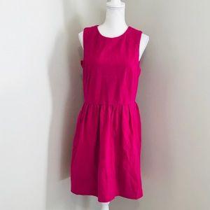 J Crew Ponte Dress